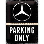 Mercedes park Only NA23262