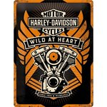 Harley Davidson Wild at Heart NA23222