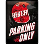 Biker Parking Only Helmet NA23230