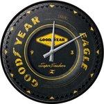 Goodyear Wall Clock Wheel NA51085