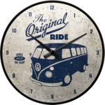 Wall Clock VW The Original RideNA51063