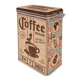 Bewaarblik Coffee Sack_