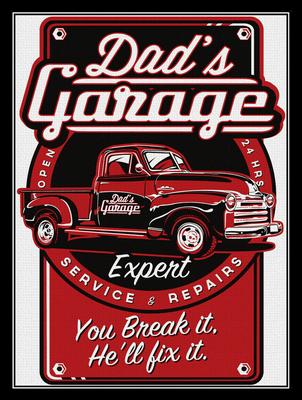 Dad's Garage 20x25