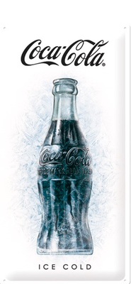 Coca Cola Ice White 25x50 3D