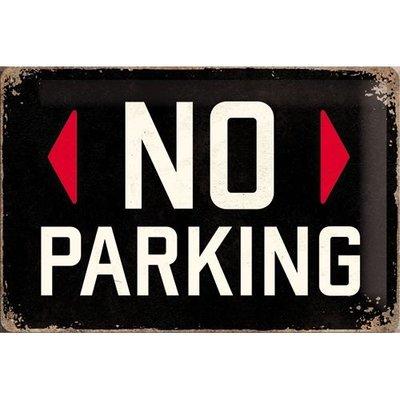 No Parking 20x30 3D