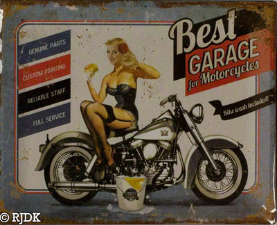 Best garage for Motorcycles