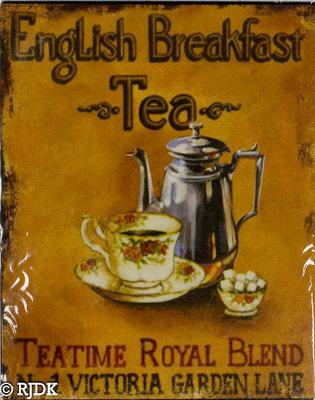 English breakfast -Tea-