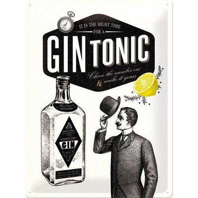 Gin Tonic 30x40 3D