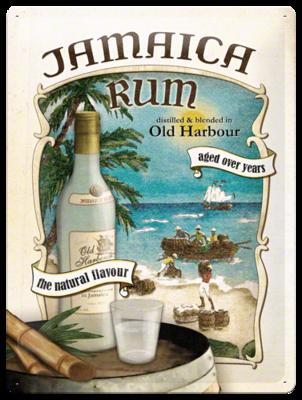 Jamaica Rum 3D