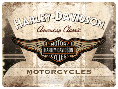 Harley Davidson American Classic 30x403D