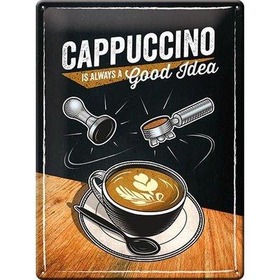 Cappuccino Idea 30x40 3D