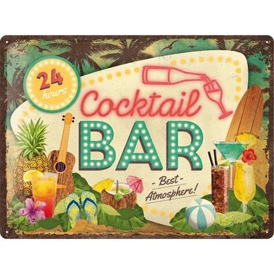 Cocktail Bar 3D