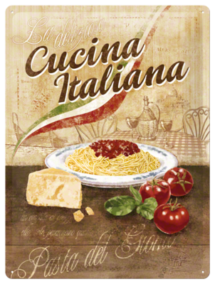 Cucina Italiana 3D