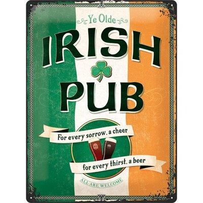 Irish Pub 30x40 3D