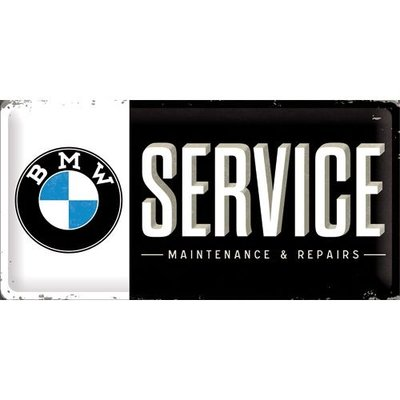 BMW Service 25x50   3D