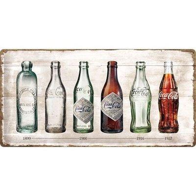 Coca Cola Timeline 25x50  3D