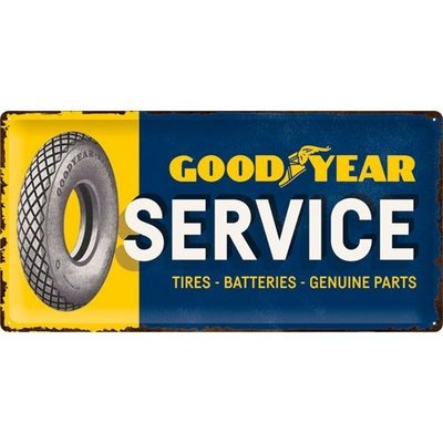Goodyear Service 25x50 3D