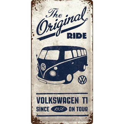 Volkswagen The Original Ride 25x50 3D