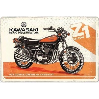 Kawasaki Z1 20x30 3D