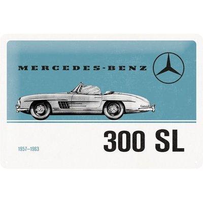 Mercedes 300 SL 20x30 3D