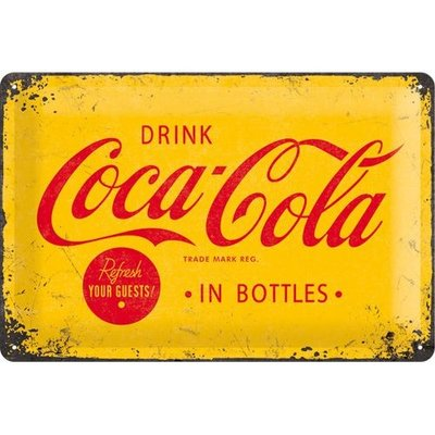 Coca Cola 1930 20x30 3D