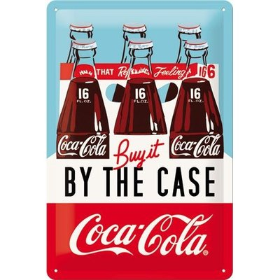 Coca Cola Buy the Case 20x30 3D