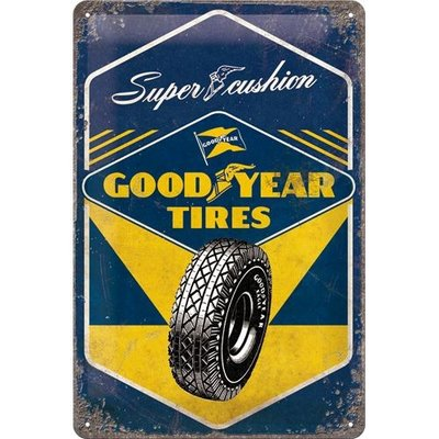 Goodyear Cushion 20x30 3D