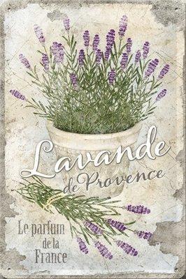 Lavende de Provence 20x30 3D