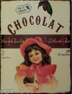 Chocolat 33x25