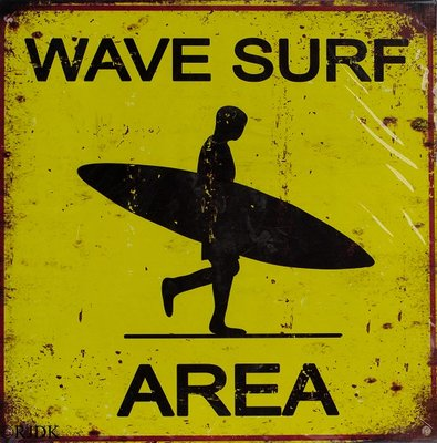 Wave Surf Area 30x30