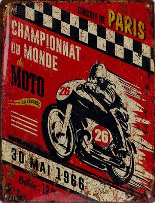 Circuit de Paris 30 mai 1966 33x25