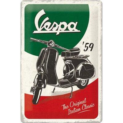 Vespa Italian Classic 30x20 3D