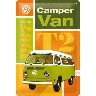VW T2 Camper Van 20x30 3D