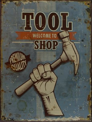 Premium Tool Welcome to shop 33x25