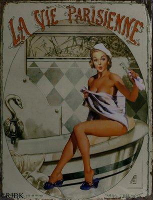 La vie Parisienne 33x25