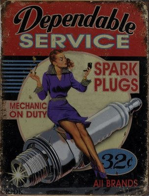 Dependable Service 33x25