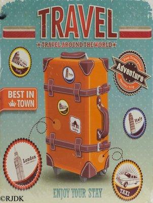 Travel 33x25