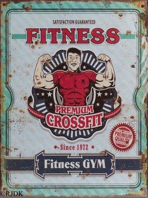 Fitness 33x25