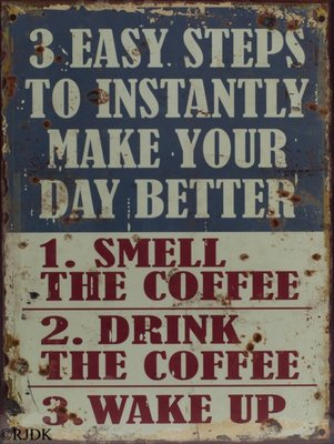 3 easy steps to instantly make you day better  33x25