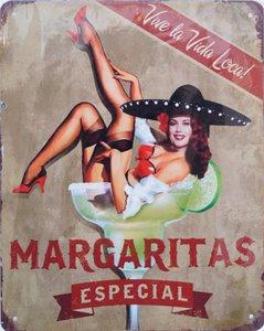 Margaritas especial 20x25