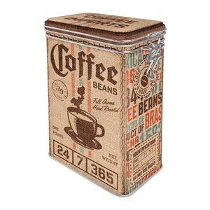 Bewaarblik Coffee Sack