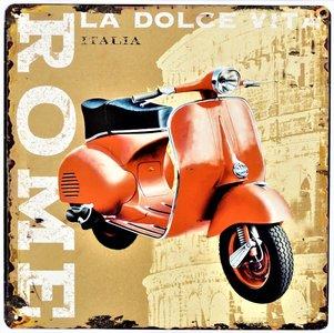 ROME LA DOLCE VITA