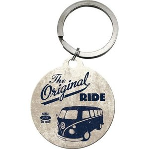 Sleutelhanger rond VW Bulli the Original ride