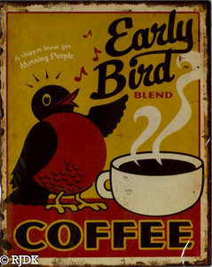 Early Bird Blend Coffee
