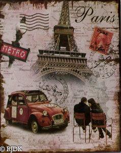 Paris 25x20