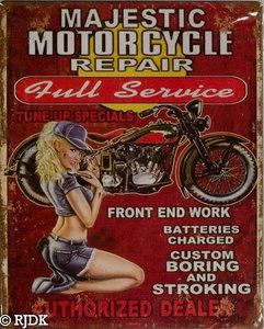 MAJESTIC MOTORCYCLE REPAIR
