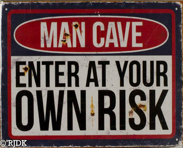 MAIN CAVE ENTER AT YOUR OWN RISK