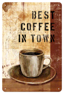 Coffe Best in Town  NA22156