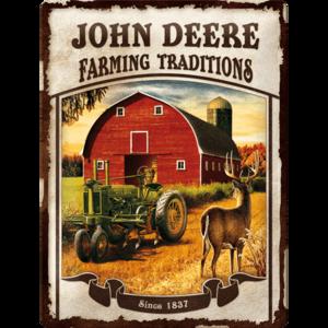 John Deere Farming Traditions NA23167