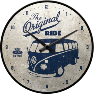 Wall Clock VW The Original RideNA51063